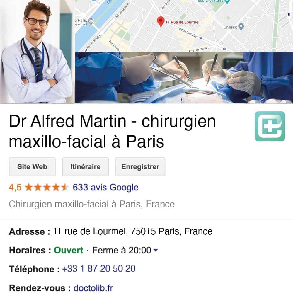 fiche google my business optimisee par doconnect