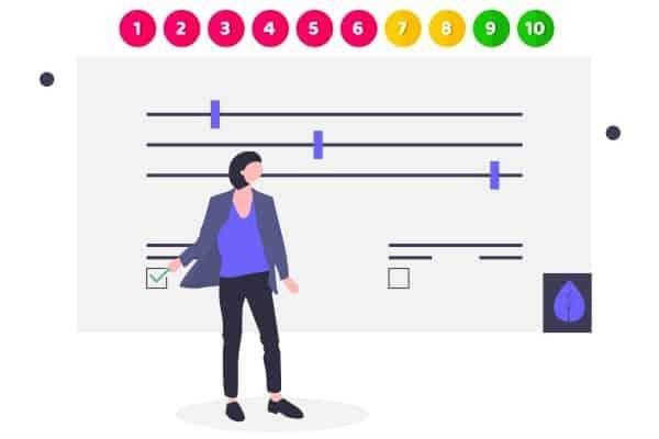 nps net promoter score calcul doconnect recolte avis questionnaire nps