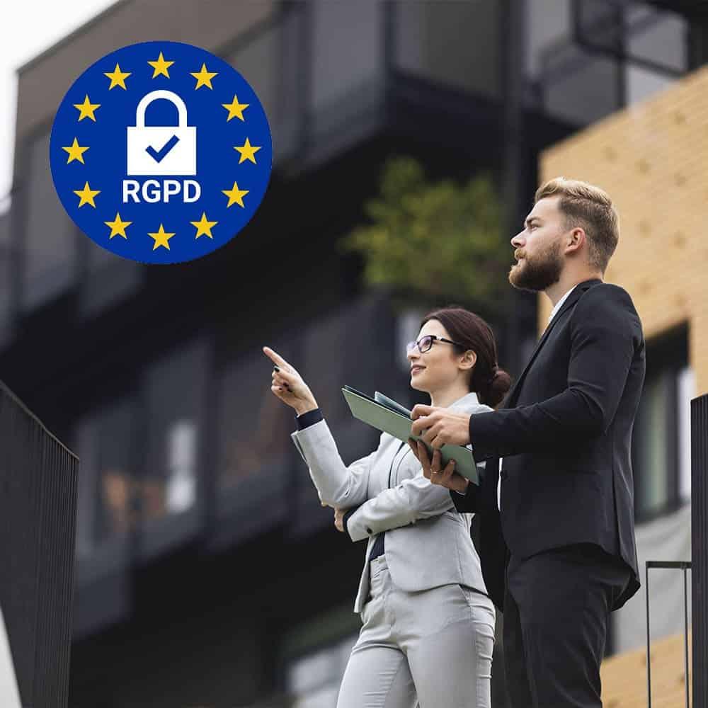 rgpd doconnect avis google agence immobiliere agent immobilier architecte mandataire immo administrateur de biens copropriete