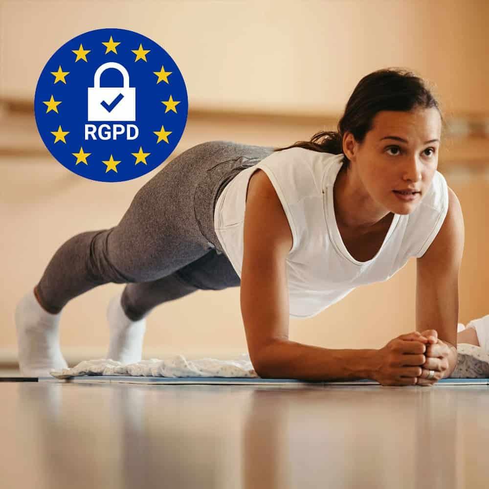 rgpd doconnect pilates sport salle de sport yoga fitness remise en forme club de sport