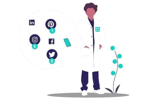 reseaux sociaux chirurgiens esthetiques avis en ligne doconnect