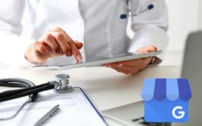 Professionnels de santé : 6 conseils d'optimisation pour Google My Business