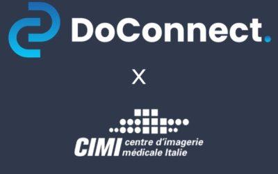 Centre d'Imagerie Médicale Italie X DoConnect